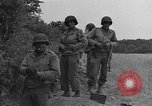 Image of American soldiers Cherbourg Normandy France, 1944, second 8 stock footage video 65675051431