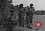 Image of American soldiers Cherbourg Normandy France, 1944, second 10 stock footage video 65675051431
