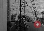 Image of Allied diver Atlantic Ocean, 1944, second 4 stock footage video 65675051435