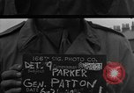 Image of General George Patton Tidworth England, 1944, second 3 stock footage video 65675051436