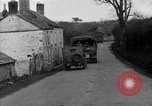 Image of American convoy Cornwall England, 1944, second 1 stock footage video 65675051441