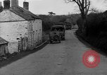 Image of American convoy Cornwall England, 1944, second 2 stock footage video 65675051441