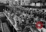 Image of American soldiers United Kingdom, 1944, second 2 stock footage video 65675051445