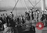Image of Troop ship arrives in England United Kingdom, 1944, second 8 stock footage video 65675051448