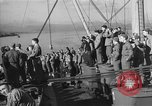 Image of Troop ship arrives in England United Kingdom, 1944, second 10 stock footage video 65675051448