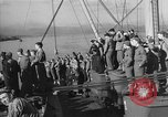 Image of Troop ship arrives in England United Kingdom, 1944, second 12 stock footage video 65675051448