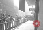 Image of Allied invasion news New York City USA, 1944, second 1 stock footage video 65675051458