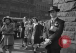 Image of Allied invasion news New York City USA, 1944, second 8 stock footage video 65675051458