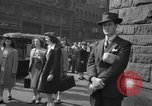 Image of Allied invasion news New York City USA, 1944, second 9 stock footage video 65675051458