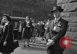 Image of Allied invasion news New York City USA, 1944, second 11 stock footage video 65675051458