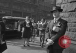 Image of Allied invasion news New York City USA, 1944, second 12 stock footage video 65675051458