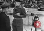 Image of General Eisenhower Sandhurst England, 1944, second 2 stock footage video 65675051459