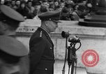 Image of General Eisenhower Sandhurst England, 1944, second 7 stock footage video 65675051459