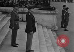 Image of General Eisenhower Sandhurst England, 1944, second 12 stock footage video 65675051460