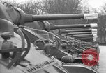 Image of General Eisenhower Sandhurst England, 1944, second 6 stock footage video 65675051461
