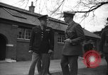 Image of General Eisenhower Sandhurst England, 1944, second 8 stock footage video 65675051461