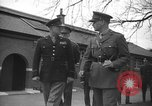 Image of General Eisenhower Sandhurst England, 1944, second 9 stock footage video 65675051461