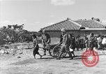 Image of Americans treat injured civilians Okinawa Ryukyu Islands, 1945, second 9 stock footage video 65675051474