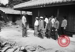 Image of Okinawa officials Okinawa Ryukyu Islands, 1945, second 9 stock footage video 65675051486