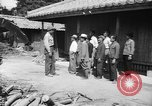 Image of Okinawa officials Okinawa Ryukyu Islands, 1945, second 11 stock footage video 65675051486