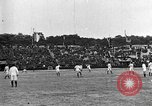 Image of soccer game Paris France, 1919, second 3 stock footage video 65675051496