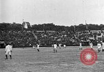 Image of soccer game Paris France, 1919, second 4 stock footage video 65675051496