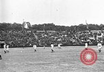 Image of soccer game Paris France, 1919, second 5 stock footage video 65675051496