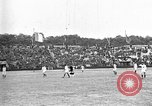 Image of soccer game Paris France, 1919, second 6 stock footage video 65675051496