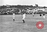 Image of soccer game Paris France, 1919, second 7 stock footage video 65675051496