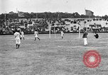 Image of soccer game Paris France, 1919, second 11 stock footage video 65675051496