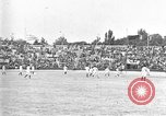 Image of soccer game Paris France, 1919, second 12 stock footage video 65675051496