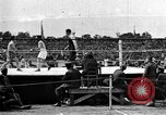 Image of boxing match Paris France, 1919, second 2 stock footage video 65675051497