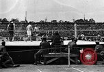 Image of boxing match Paris France, 1919, second 11 stock footage video 65675051497