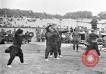 Image of Athletic meet Paris France, 1919, second 8 stock footage video 65675051499