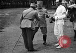 Image of Athletic meet Paris France, 1919, second 7 stock footage video 65675051500