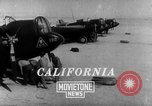 Image of B-10 aircraft California United States USA, 1936, second 3 stock footage video 65675051515