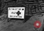 Image of 1st Battalion 32nd Infantry Korea, 1954, second 5 stock footage video 65675051532