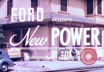 Image of Ford V8 automobile commercial advertisment 1939 United States USA, 1939, second 1 stock footage video 65675051554
