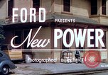 Image of Ford V8 automobile commercial advertisment 1939 United States USA, 1939, second 2 stock footage video 65675051554