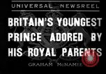 Image of Prince Edward London England United Kingdom, 1936, second 1 stock footage video 65675051558