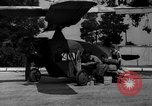 """Image of """"Stratogyro"""" flying machine failing to fly Hollywood California USA, 1936, second 11 stock footage video 65675051564"""