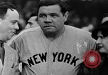 Image of George Herman Ruth Junior Washington DC United States USA, 1934, second 10 stock footage video 65675051592