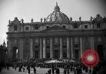 Image of Pope Pius XII Vatican City Rome Italy, 1939, second 11 stock footage video 65675051597