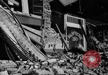 Image of damage from earthquake Chile, 1939, second 11 stock footage video 65675051598