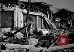 Image of damage from earthquake Chile, 1939, second 12 stock footage video 65675051598