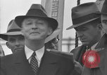 Image of Hugo Black admits KKK membership Washington DC USA, 1937, second 11 stock footage video 65675051613