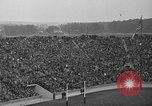 Image of football match South Bend Indiana USA, 1937, second 5 stock footage video 65675051617