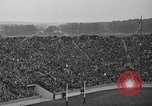 Image of football match South Bend Indiana USA, 1937, second 6 stock footage video 65675051617
