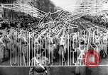 Image of VE Day in London England London England United Kingdom, 1945, second 7 stock footage video 65675051618