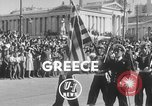 Image of anniversary celebration Greece, 1948, second 4 stock footage video 65675051635